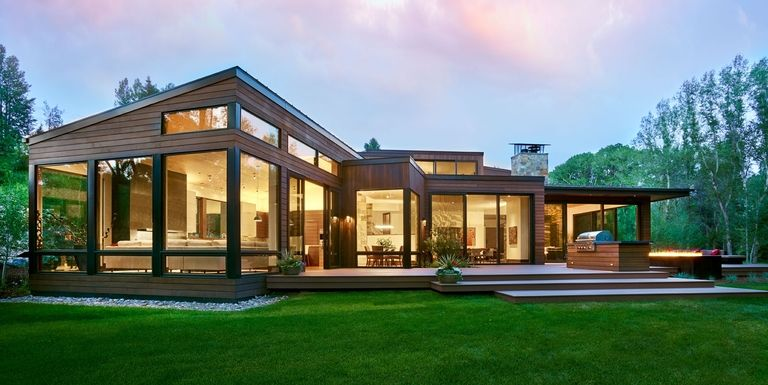Modern Homes – The very best of All Possible Worlds