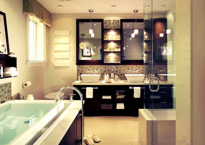 Add Seem for your Remodeled Bathroom
