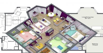 Selecting House Plans