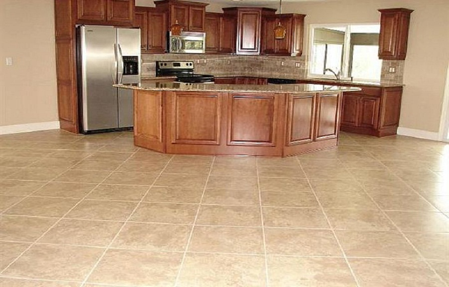 Kitchen Tile Flooring – Help Your Kitchen Overnight