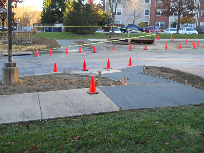 Professional and DIY Sidewalk Trip Hazard Repair Process |