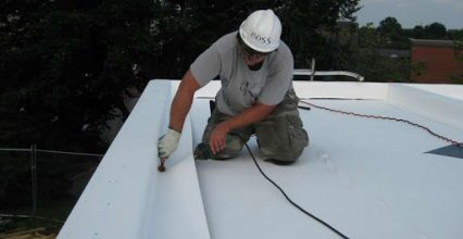 Tips for Repairing a Flat Roof