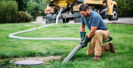 Dependable Septic Tank Emptying Services